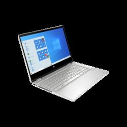 """HP Pavilion x360 14-dw0006nh, 14"""" FHD AG IPS 400cd, Core i5-1035G1, 8GB, 256GB SSD, Win 10, ezüst"""