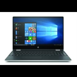 "HP Pavilion x360 15-dq1001nh, 15.6"" FHD AG IPS, Core i5-10210U, 8GB, 128GB SSD, 1TB, Win 10, ezüst"