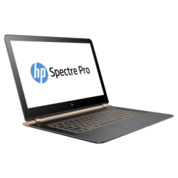 "HP Spectre 13-V102NH 13.3"" FHD Core i7-7500U 2.7GHz, 8GB, 512GB SSD, Win 10"