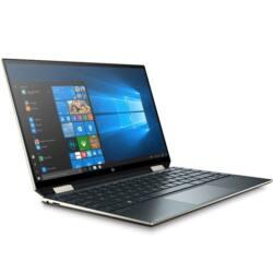 """HP Spectre x360 13-aw0002nh, 13.3"""" FHD BV IPS Touch, Core i5-1035G4, 8GB, 512GB SSD, Win 10, kék"""