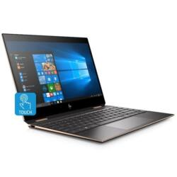 "HP Spectre x360 13-aw0004nh, 13.3"" FHD BV IPS Touch, Core i7-1065G7, 16GB, 1TB SSD, Win 10, fekete"