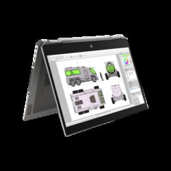 "HP ZBook Studio x360 G5 15.6"" FHD AG Core i7-8750H 2.2GHz, 8GB, 256GB SSD, Win 10 Prof."