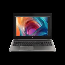 "HP Zbook 15 G6 15.6"" FHD AG, Core i7-9850H 2.6GHz, 32GB, 512GB SSD, Nvidia Quadro RTX 3000 6GB, Win 10 Prof."