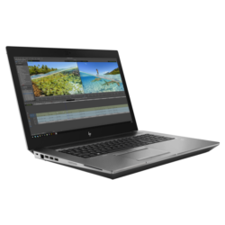 """HP Zbook 17 G6 17.3"""" FHD AG, Core i5-9300H 2.4GHz, 8GB, 256GB SSD, Win 10"""