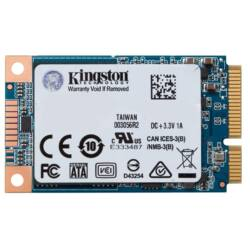 KINGSTON SSD mSATA 120GB UV500, 256 AES