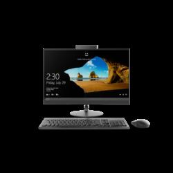 "LENOVO IdeaCentre AIO 520-24IKU, 23,8"" FHD NT, Intel Core i5-8250U, 8GB, 256GB M.2 SSD, AMD R530-2, No ODD, No OS, Black"