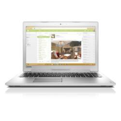 """LENOVO IdeaPad 510-15IKB, 15.6"""" FHD IPS, Intel Core i7-7500U, 4GB, 1TB HDD,  NV GF 940MX-4, ODD, DOS, WHITE"""