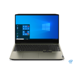 "LENOVO IdeaPad Creator 5-15IMH05, 15.6"" FHD, Intel Core i5-10300H, 8GB, 256GB M.2 , nV GTX1650-4, Win10, Dark MOSS"