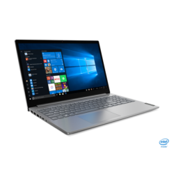 "LENOVO ThinkBook 15-IIL, 15.6"" FHD, Intel Core i5-1035G4 (4C 3.70GHz), 16GB, 512GB SSD, Win10 Pro, Mineral Grey"