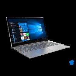 "LENOVO ThinkBook 15-IIL, 15.6"" FHD, Intel Core i7-1065G7 (4C 3.90GHz), 8GB, 512GB SSD, NoOS, Mineral Grey"
