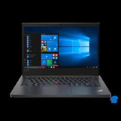 "LENOVO ThinkPad E14, 14.0"" FHD, Intel Core i7-10510U (4C, 4.9GHz), 16GB, 512GB SSD, AMD Radeon RX 640, Win10 Pro, Black."