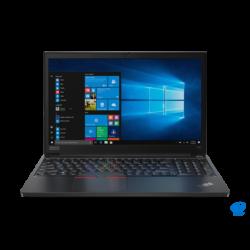 """LENOVO ThinkPad E15, 15.6"""" FHD, Intel Core i5-10210U (4C, 4,2GHz), 8GB, 256GB SSD, NoOS, Black."""