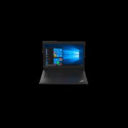 """LENOVO ThinkPad E495, 14.0"""" FHD, AMD Ryzen 7 3700U (4C, 4.0GHz), 8GB, 256GB SSD, Win10 Pro, Black."""