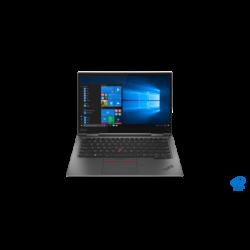 "LENOVO ThinkPad X1 Yoga 4, 14.0"" UHD Multi-Touch + Pen, Intel Core i7-8565U(4.6GHz) 16GB,512GB SSD,WWAN,Win10 Pro,ezüst"
