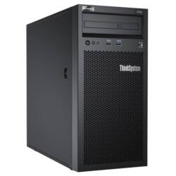 "LENOVO torony szerver ThinkSystem ST50 (3.5""). 6C E-2126G 3.3Ghz, 1x16GB, 2x 2TB HDD, Software RAID."