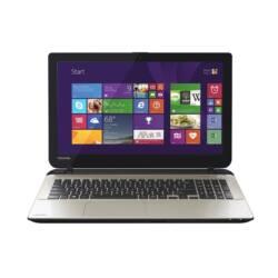 """TOSHIBA Satellite L50-B-27N, 15.6"""" HD, Intel Core i5-5200U, 8GB, 1000GB, AMD Radeon R7 M260, DVD, No OS, Arany-Fekete"""