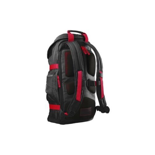 178139c59f79 HP NB Hátizsák Odyssey Backpack, 15.6, fekete/piros - Táska ...